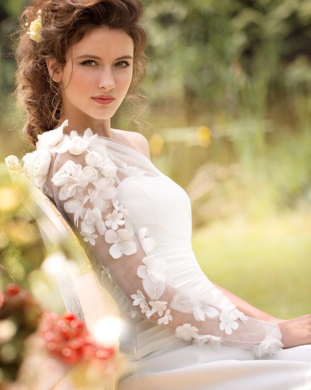 Suknie ślubne La Perl A